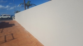 Plastering and Painting Example 8